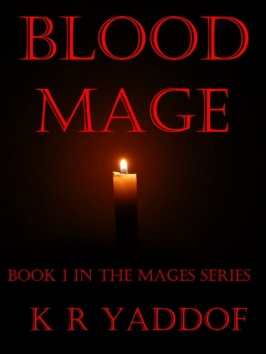 Yaddof BLOOD MAGE Cover Web