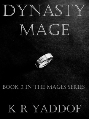 Yaddof DYNASTY MAGE Cover Web