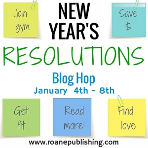 New Years Resolutions Blog Hop
